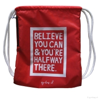 BELIEVE YOU CAN & YOU'RE HALFWAY THERE - Schwarz