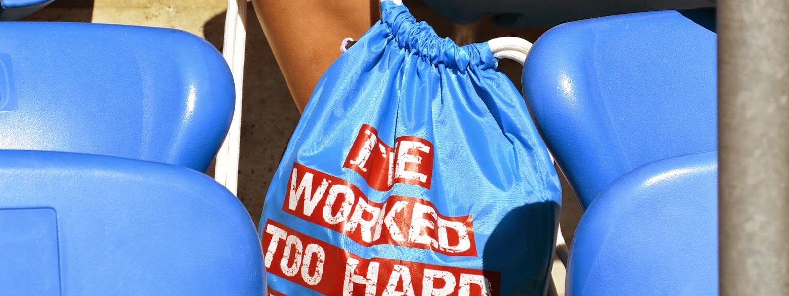 Trendige Gymbags